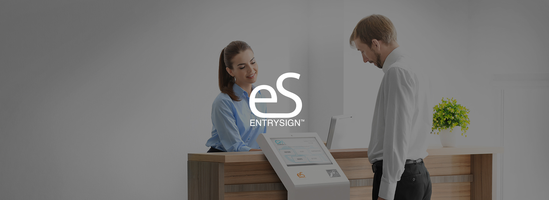 EntrySign - visitor management system
